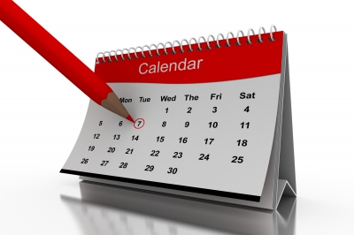 calendar for appointment